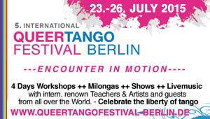 Berlin Queer Milong with Astrid Weiske